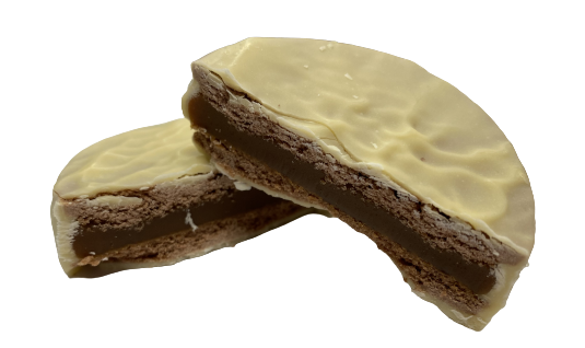 Alfajores White Chocolate